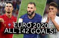EURO 2020 Golleri – Turnuvada Atılmış Gollerin Tamamı!