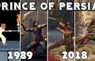 Prince Of Persia Oyunu – 1989'dan Günümüze Evrimi!