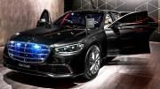 2022 Mercedes S680 – Markanın Kurşun Geçirmez Modeli!