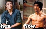 Efsane Oyuncu Bruce Lee – 32 Yaşına Kadar Ki Değişimi!