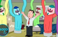 Family Guy Dizisinin İçinde Geçen Eğlenceli Reklamlar