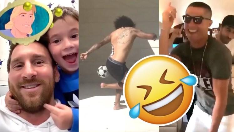 Futbolcuların Ev Halleri – Eğlence Dolu Hayatları!