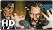 Matrix 4 – Ressurections – Resmi Fragmanı – 2021 Filmi