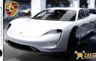 Porsche Taycan Üretim Süreci – Otomatik Sistemler!