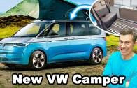 VW California – Ev Konforu Yaşatan Tasarım Dehası Araç!