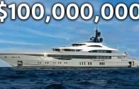 100 Milyon Dolar Değerindeki Mega Yat Turu Karşınızda!