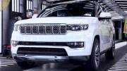 2022 Jeep Wagoneer Fabrikası – Robotlar ile Üretim