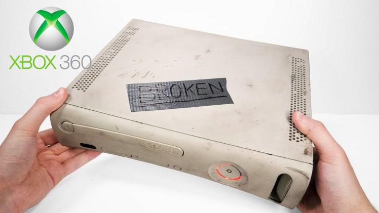 Kötü Kullanılmış Xbox 360 Restorasyonu Karşınızda!