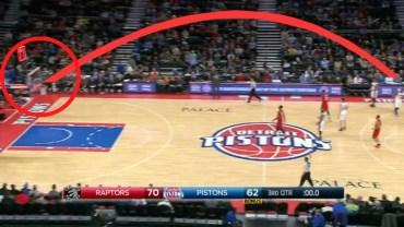 NBA Oyuncularından Uzun Mesafe Atışları Karşınızda
