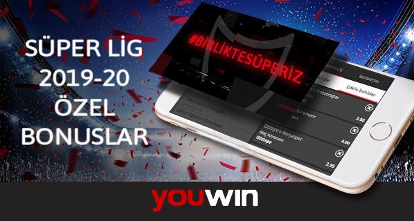 Youwin Süper Lig Bonusu