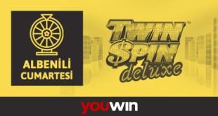 Youwin Albenili Cumartesi Bonusu