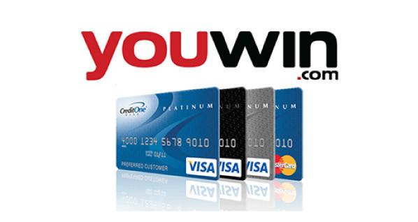 Youwine Kredi Kartı ile Para Yatırma