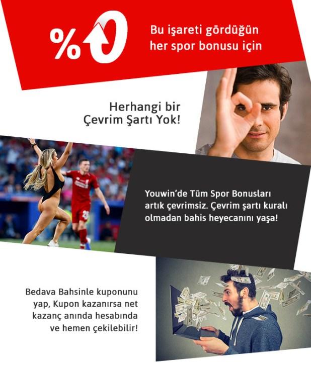 Youwin SIFIR ÇEVRİM