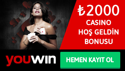 Youwin Bonus - Casino Bonusu