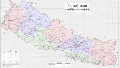 Photo of Nepal's National Assembly formally approves the new map that claims Indian territories