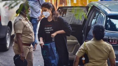 Photo of Mumbai Court to deliver verdict on Rhea Chakraborty's bail plea