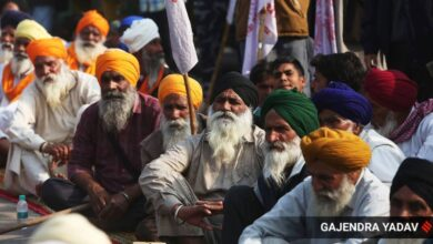 Photo of Singhu Border drama intensifies Farmers stir- Sadbhavna Diwas to be observed today