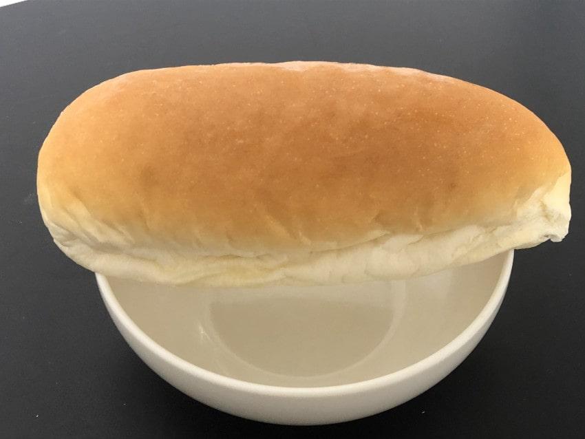 学校給食のあの味-コッペパン