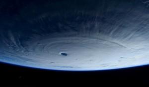 IIS Image of Cyclone Pam