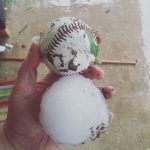 Baseball-Sized Hail in Texas