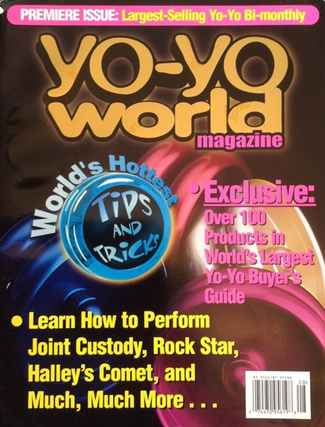 YoYo World Magazine