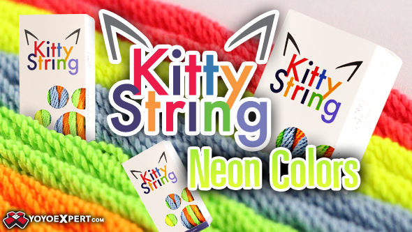 Kitty String - YoYoExpert.com Exclusive Neon Pack