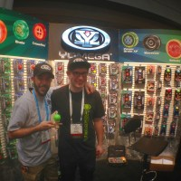 Yomega at 2013 International Toy Fair in New York