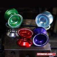 YoYoNews Exclusive - Duncan Toys Strix YoYo