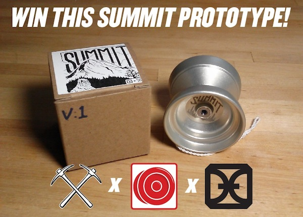 CLYW x One Drop Summit Prototype Giveaway