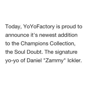 YoYoFactory Announce