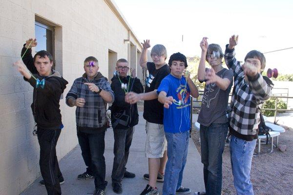 Payson Arizona Team Ex-Yo YoYo Club