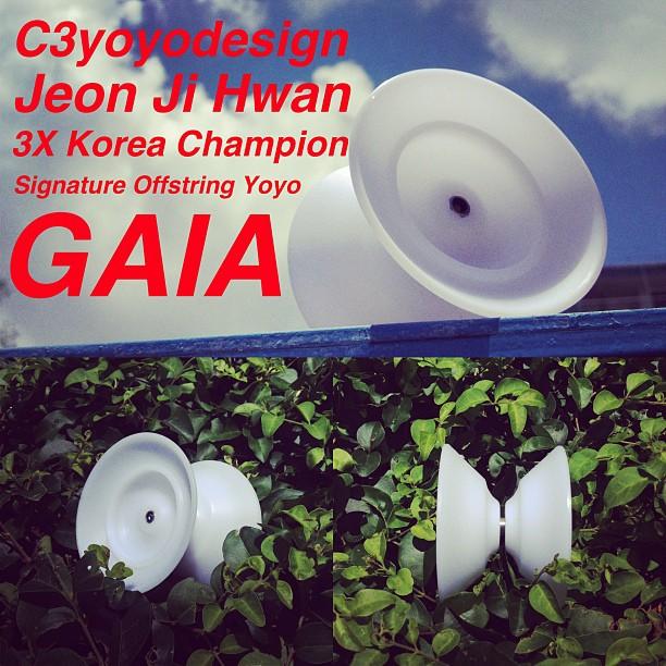 C3YoYoDesign Gaia