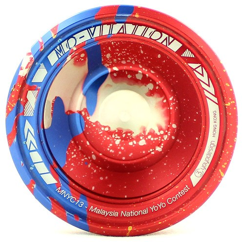 C3YoYoDesign Malaysian National YoYo Contest Edition