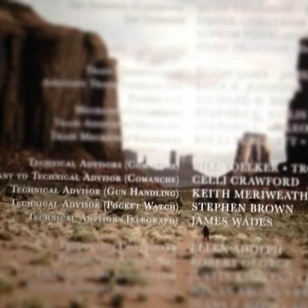 Steve Brown The Lone Ranger Credits