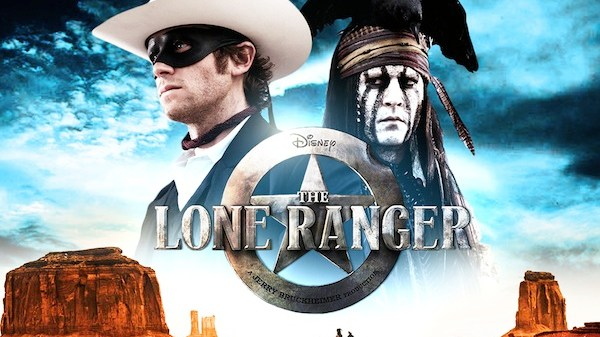 The Lone Ranger Movie