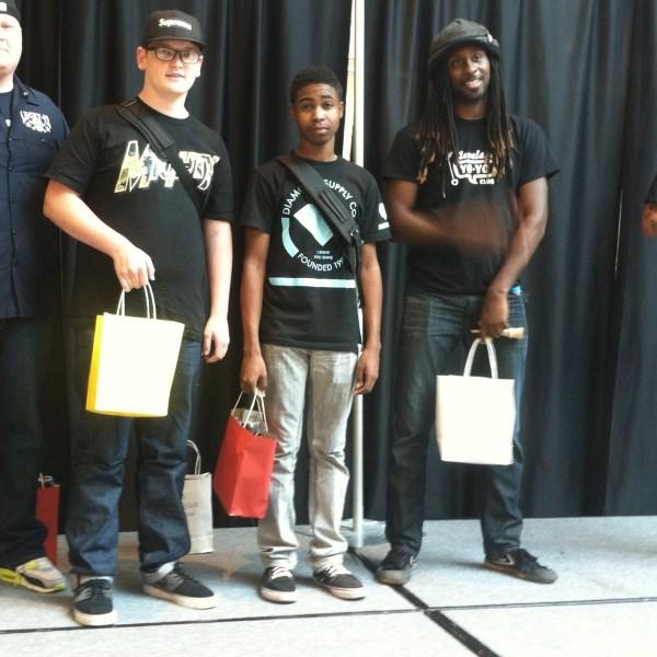 2013 Ohio State YoYo Contest Winners - X Division