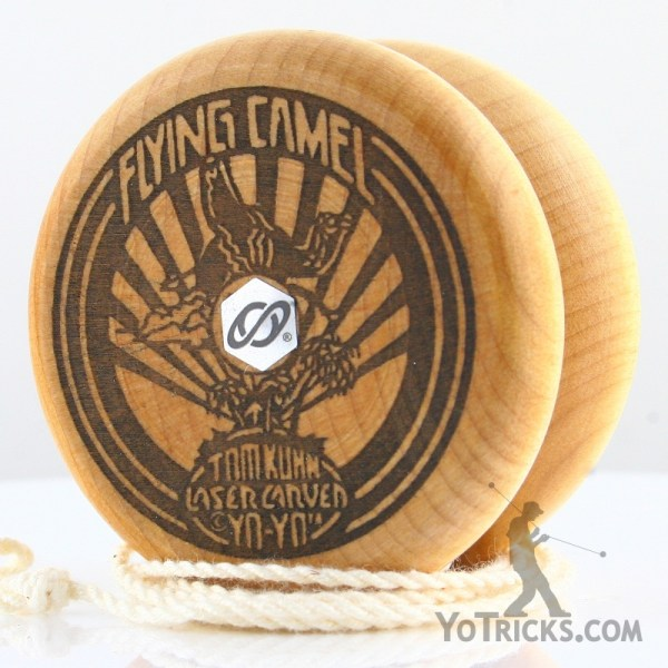 Tom Kuhn Flying Camel YoYo