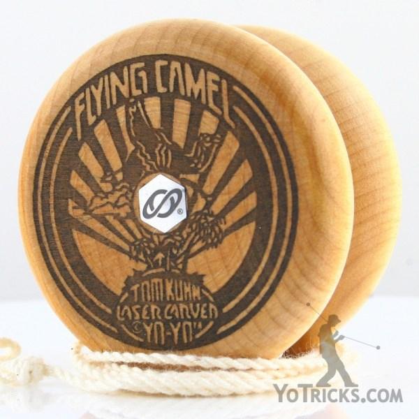 Tom Kuhn Flying Camel YoYo