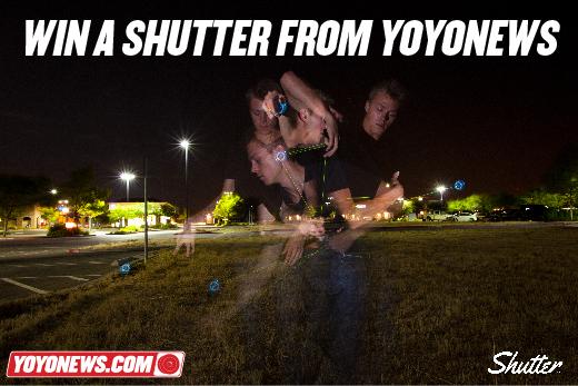 Win A YoYoFactory Shutter