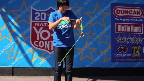 2013 US National YoYo Contest – 3A Analysis