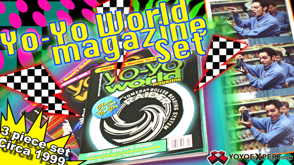 YoYo World Magazine YoYoExpert