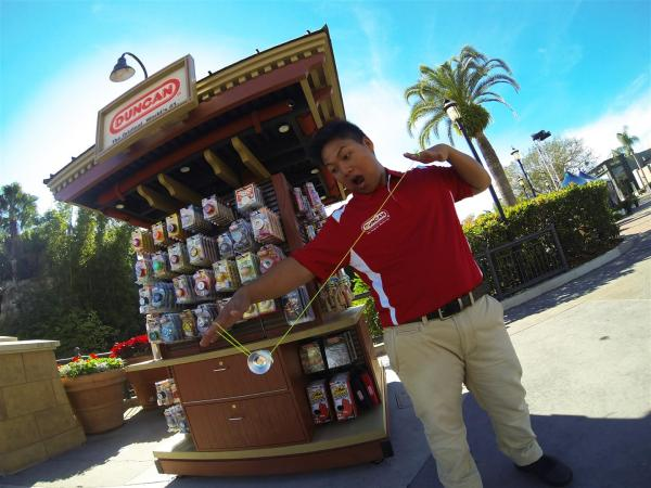 Duncan Toys has officially opened a dedicated retail location at the Walt Disney World Resort in Orlando, Florida!