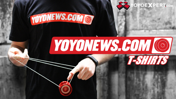 YoYoNews T-Shirts at YoYoExpert.com