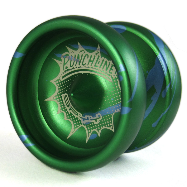 SPYY Punchline - Guy Wright Signature YoYo