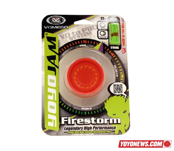 YoYoJam x Yomega Firestorm
