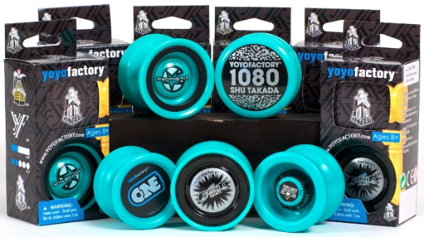 YoYoFactory ICON Collection