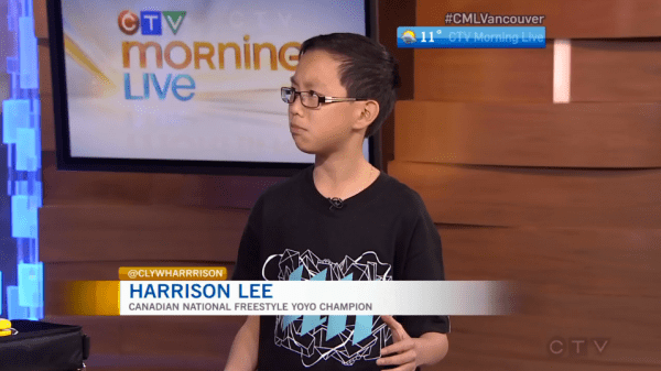 CLYW Harrison Lee on CTV News Vancouver