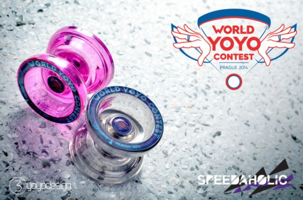 2014 World YoYo Contest Speedaholic
