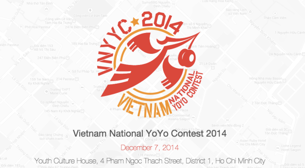 2014 Vietnam National YoYo Contest