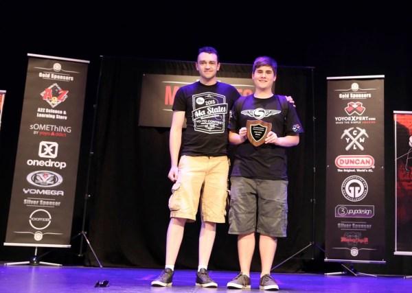 Doug Kapinos - Jack Finn Sportsmanship Award Winner